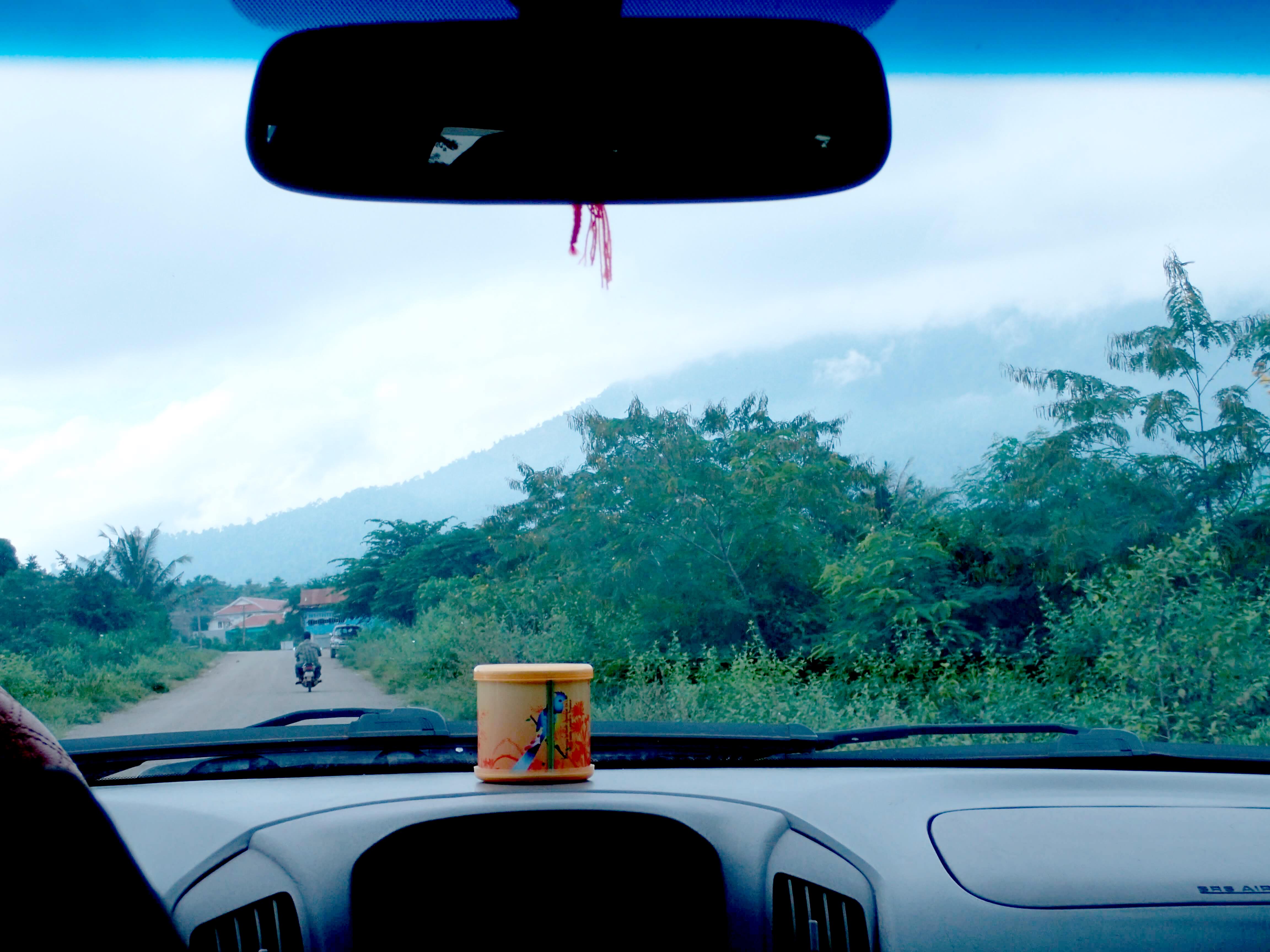 カンボジア パイリン