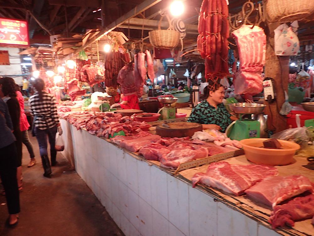 オールドマーケット 肉