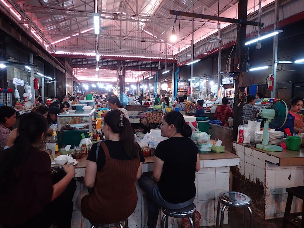 オールドマーケット 食堂